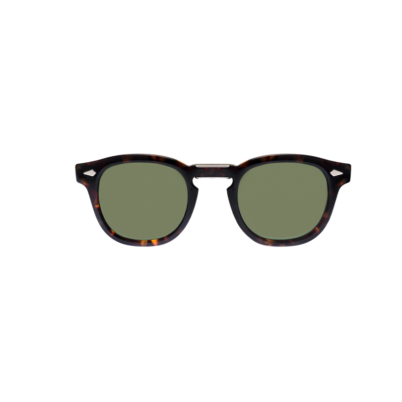Moscot Lemtosh folding tortoisegreen